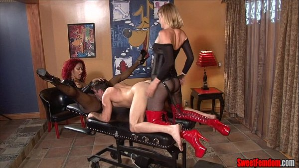 stepbrother pegging girl Licking