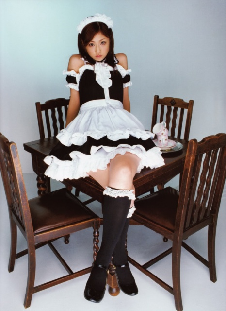 screaming doctor maid Asian