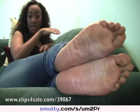 model boobs big ebony Footjob