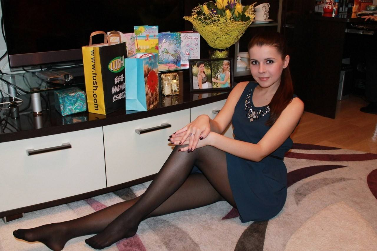 pegging first stockings Amateur time