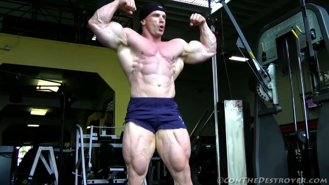 spycam Domination muscle fit