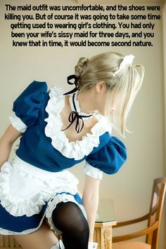 watches sissy deepthroat maid Boyfriend