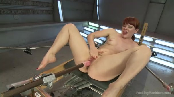 fucking drilled Natural machines sexy