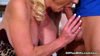 double first blowjob Messy softcore time