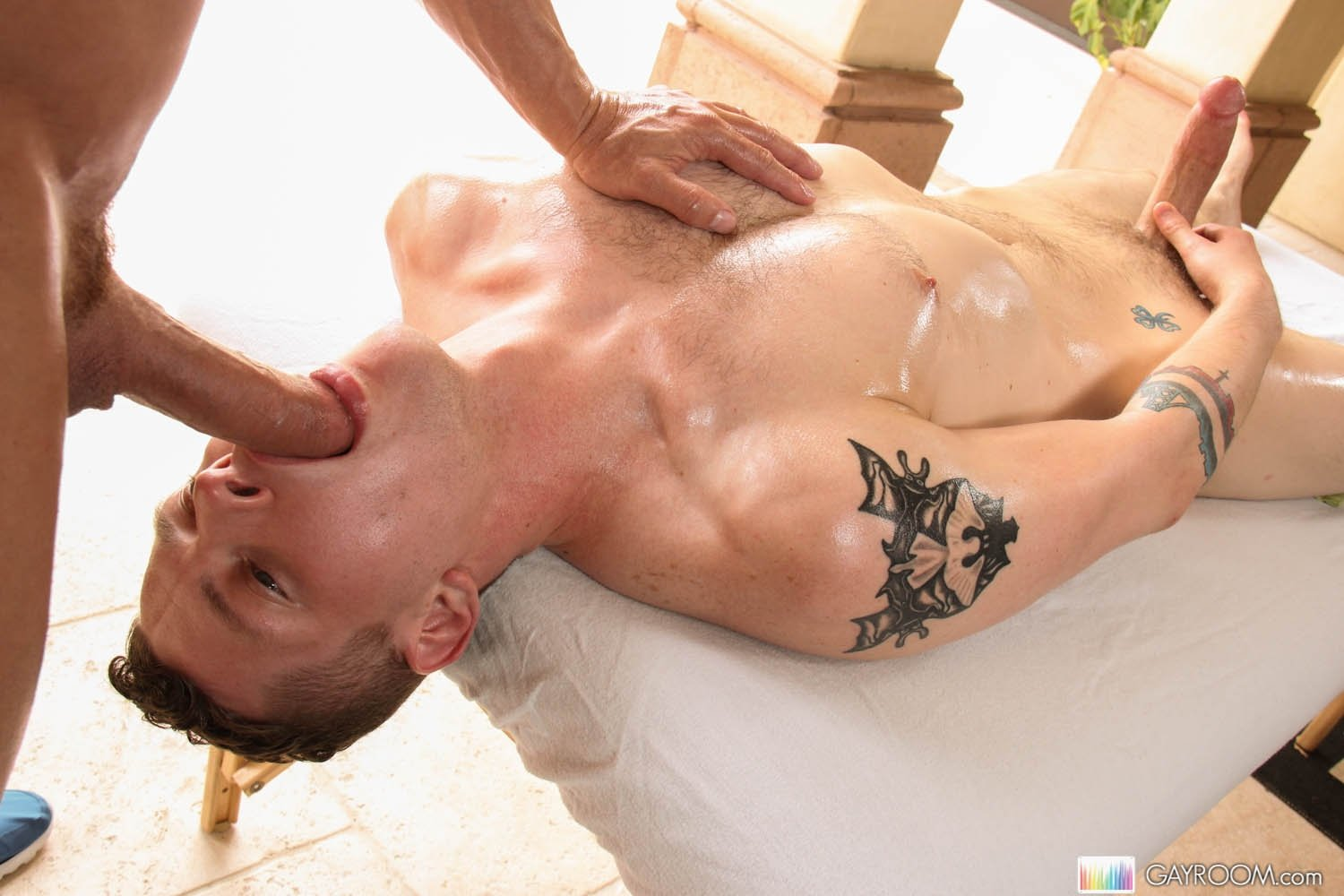 sex video Hardcore sexy gay massage