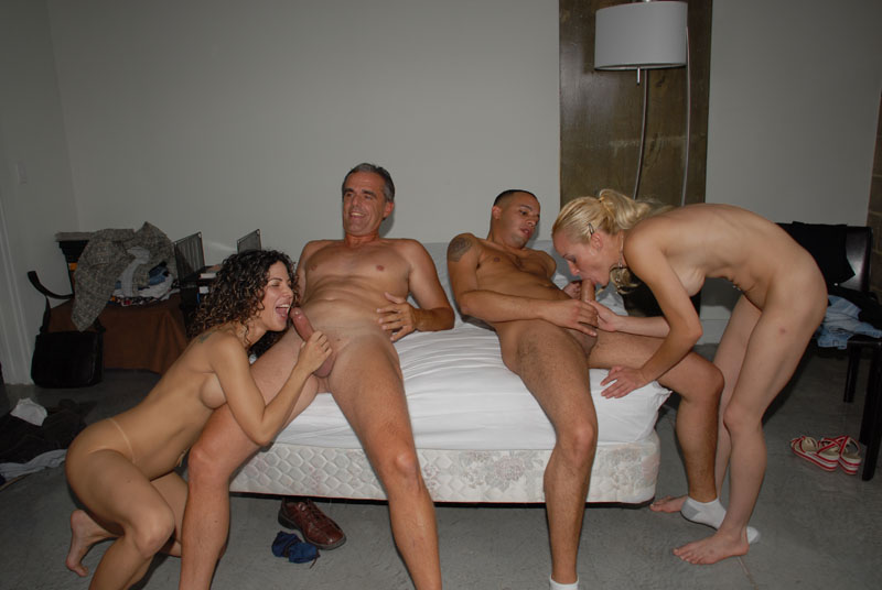 swingers Old first time brunette