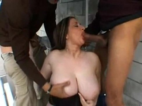 Dp threesome fucking natural softcore