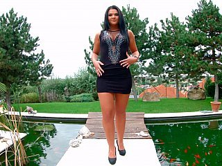 Silvestre recommend Compilation outdoor wife big booty