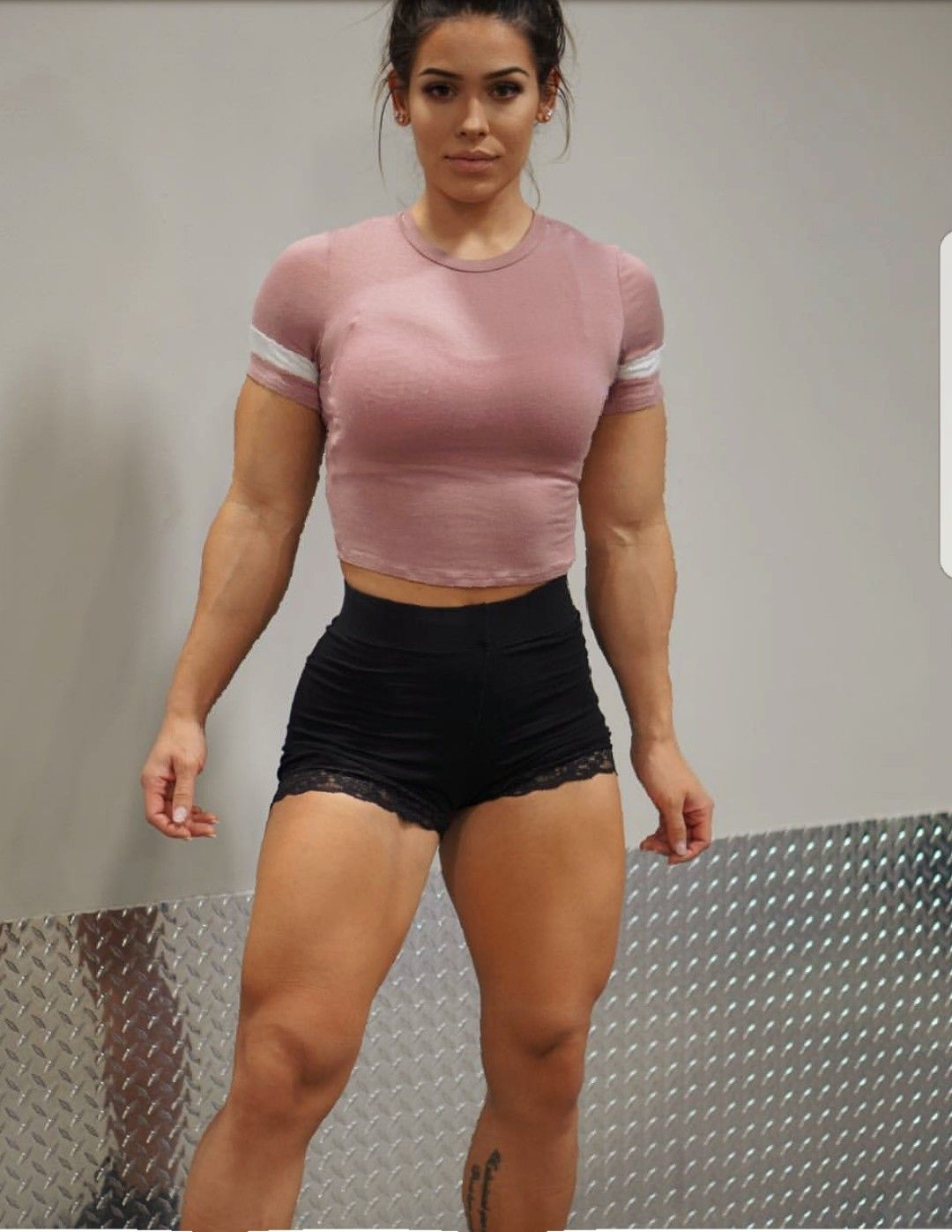 model fit Softcore domina