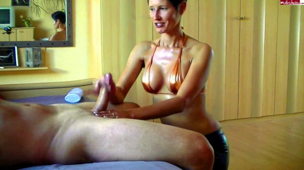 mom gagging spank Domination