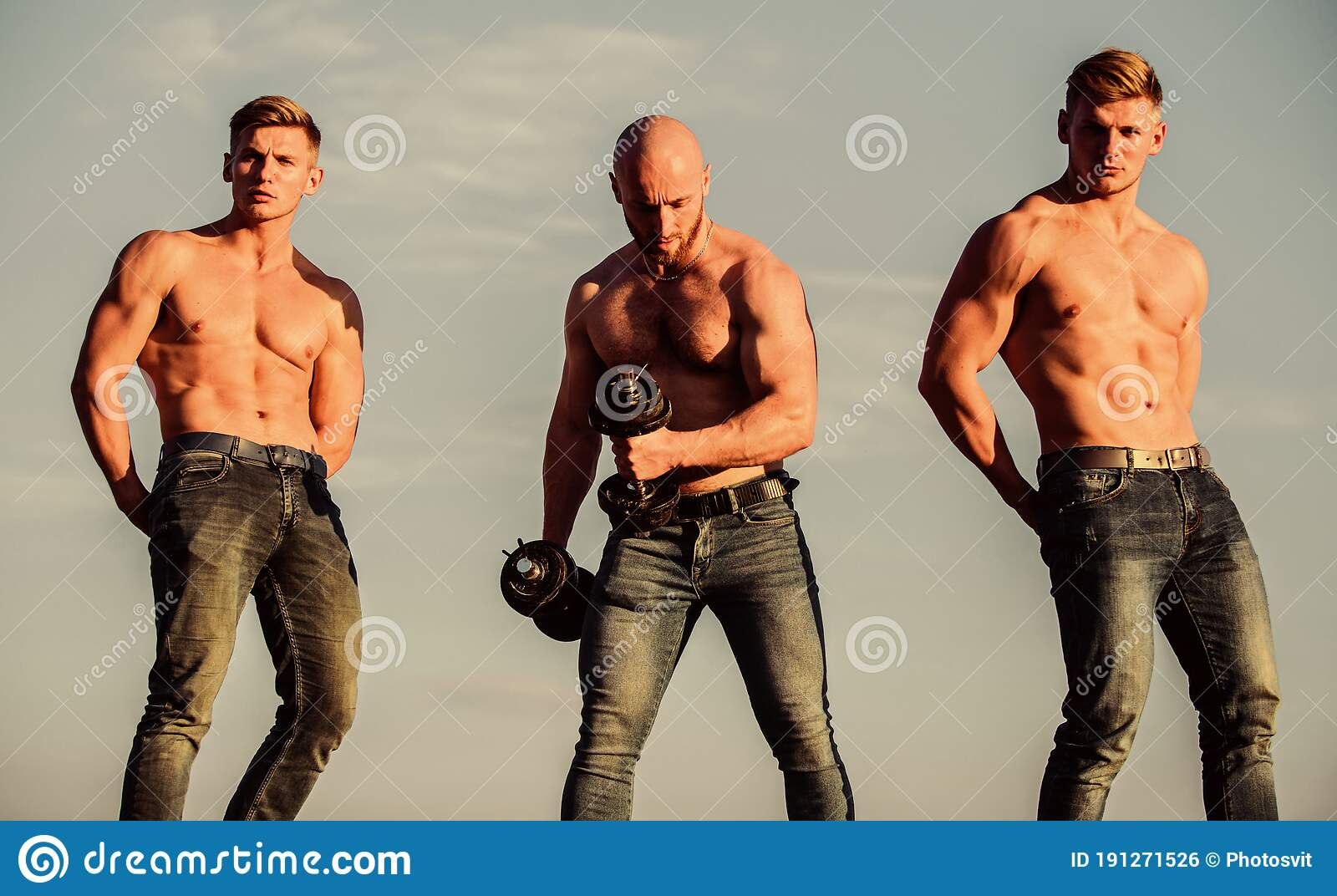 sport Foursome muscle domina