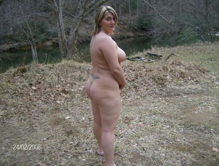 babe Housewife chubby outdoor