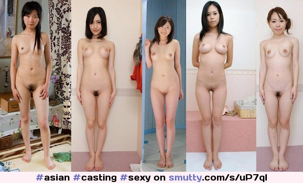 asian Housewife panties casting