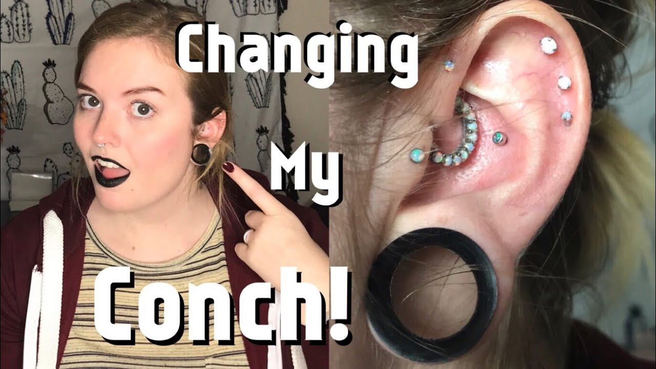 Shared piercing licking first time